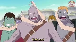 Luffy Đại Chiến Đảo Người Cá ( One Piece ) Remix