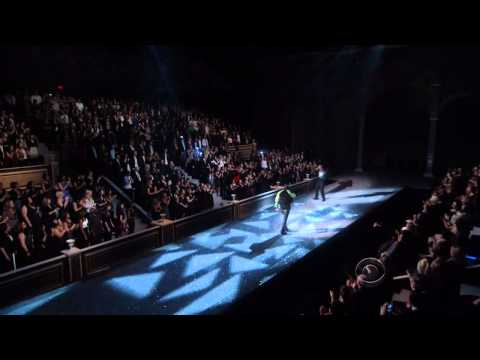 Kanye West and Jay-Z - Niggas in Paris (Victoria Secrets Fashion Show 2011) Live HD