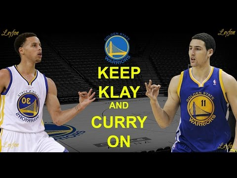 Steph Curry & Klay Thompson - The Splash...
