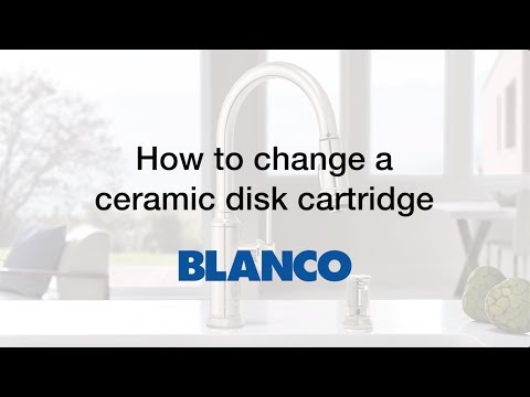 How-To: Changing A Disk Cartridge On A BLANCO Faucet