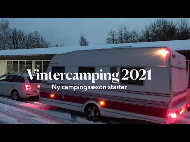 Vintercamping 2021- Vinterhygge, Tæt på naturen, Campingsæson 2021 er startet.