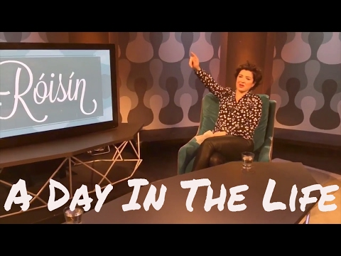 A Day In The Life of a T.V. Show | Róisín