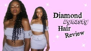 Diamond Dynasty Hair Review: First Impression | Chylissa Chante
