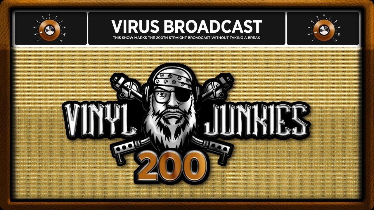 Virus Broadcast 200!   VJ Pirate Radio