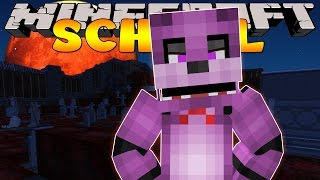 Minecraft School - FIVE NIGHTS AT FREDDY'S NIGHTMARE #2