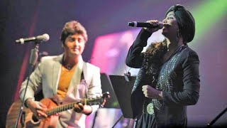 Arijit Singh & Harshdeep Kaur Together Live In Concert