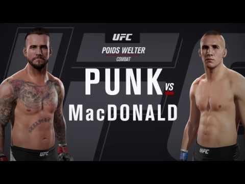 UFC 2 Ps4 - UFC 203 MIOCIC Vs ...