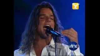 Ricky Martin, Muñecos de Papel, Festival de Viña 1994