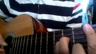 Khi em ngủ say  guitar cover