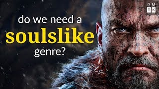 Do We Need a Soulslike Genre? | Game Maker's Toolkit