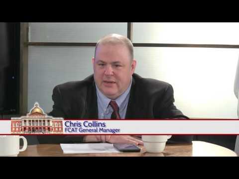 Beacon Hill Update  -- Senate President Stan Rosenberg 2 (May 2016)