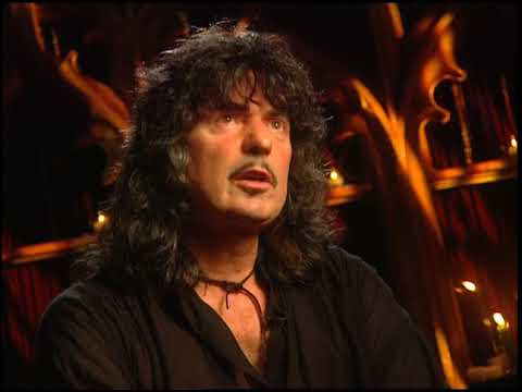 Ritchie Blackmore discussing how much he likes the band Queen with Brian May