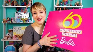 Barbie 60th Anniversary Doll Surprise Box - Mommy