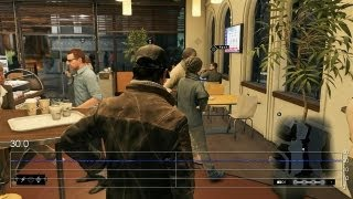 Watch Dogs PS4 E3 2013 Pre-Production Frame-Rate Tests
