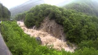 inondations gave de pau 18 juin 2013