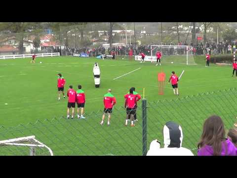 Athletic Bilbao training March 30 2013