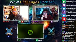 WoW Challenges Podcast - Ep.126- A Frog of All Trades