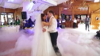 Перший танець Світлани та Олександра