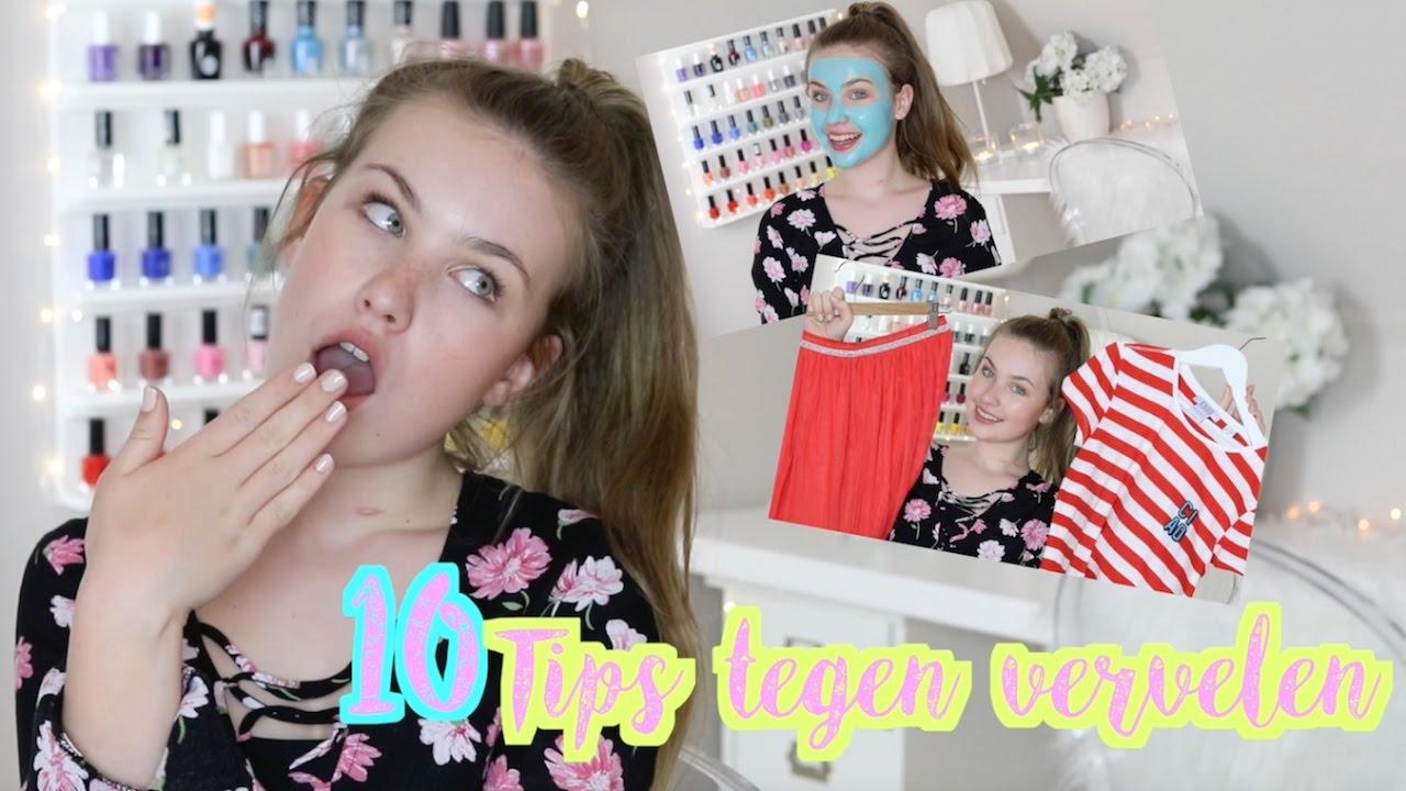 10 Tips Tegen Vervelen Joy Beautynezz Youtube