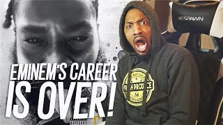 THE WORST EMINEM DISS TRACK EVER CREATED! HE TURNED HIS COMMENTS OFF!