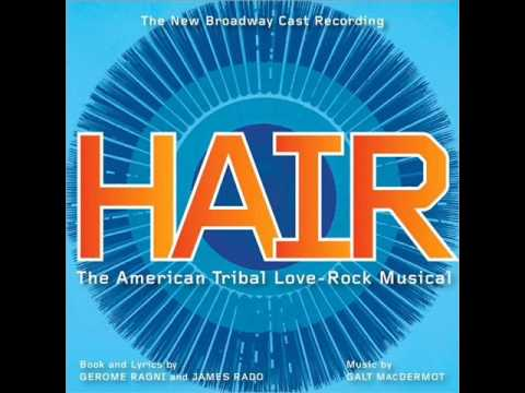 Colored Space - Hair (The New Broadway Cast Recording)