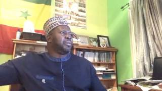 Talking about Senegal