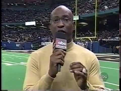 NFC-WC-Saints vs. Rams-December 30, 2000-(Part 1)