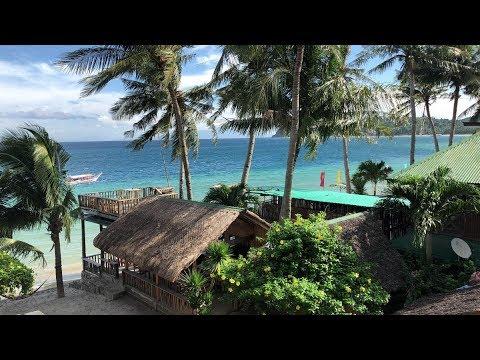 Bamboo House Beach Lodge & Restaurant - Talipanon Beach, Philippines - A Hidden GEM!
