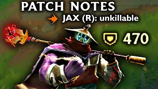 JAX IS NOW UNKILLABLE
