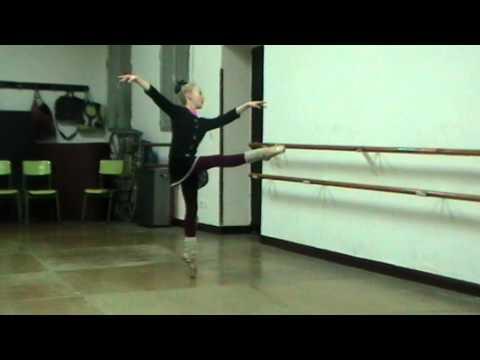 Chaines Turn Ballet Watch Ballet Kalinka Chaines