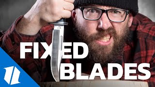 Which Fixed Blade Knife Should You Buy? | Week One Wednesday Ep. 3