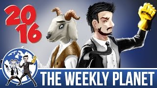 Best Of TWP 2016 - The Weekly Planet Podcast