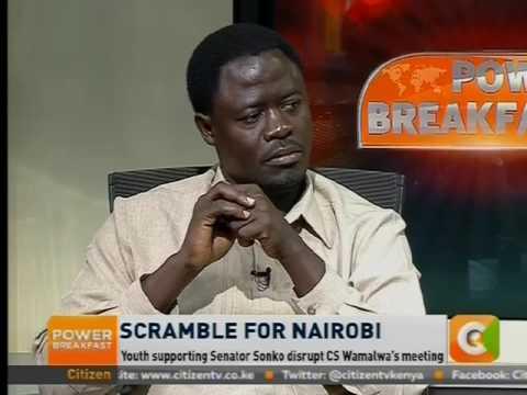 Power Breakfast: Scramble for Nairobi