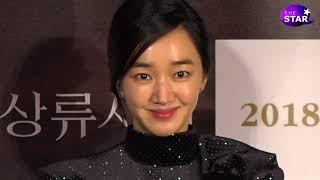 '상류사회, 반짝이 드레스 수애, 박해일 포토타임 (Soo-Ae, PHOTO TIME)