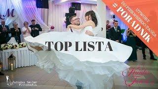 Pierwszy Taniec – TOP 10 – LISTA UTWORÓW na Pierwszy Taniec