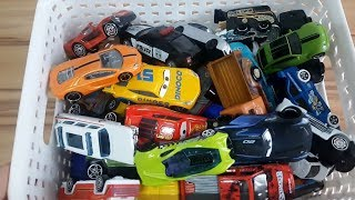 Hot wheels Cars & Disney Cars Review from white box