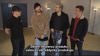 ZDF: Tokio Hotel Interview k novému albu