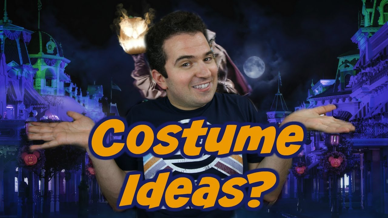 Early Costume Ideas For Mickeys Not So Scary Halloween Party 2017