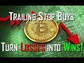 How to Turn Crypto Losses into Wins using CryptoHopper Trading Bot.