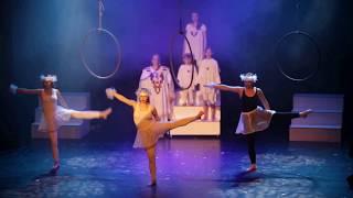 Muzikál Za zrcadlem - Divadlo Ikaros - 12.5.2018