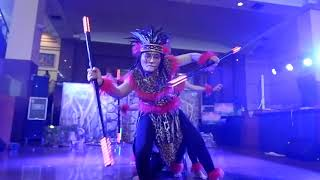 Amazing Dancer Sportartcular 2018 From BRI Kusuma Bangsa ( HUT BRI 123)