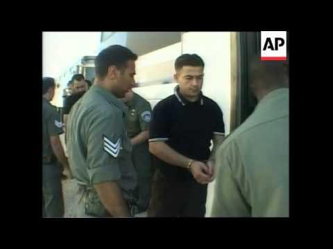 WRAP Israel releases 250 Palestinian prisoners, WBank transfer