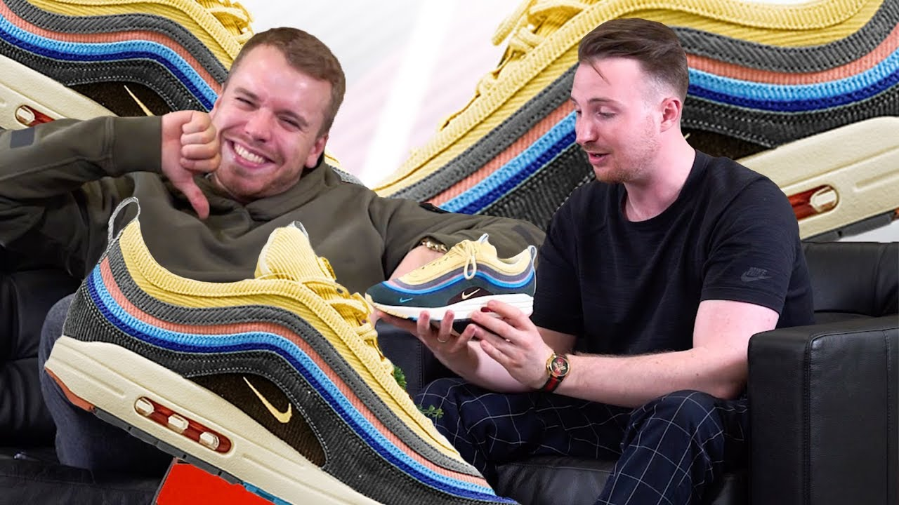 Sean Wotherspoon x Nike Air Max 197 | UNBOXING YouTube