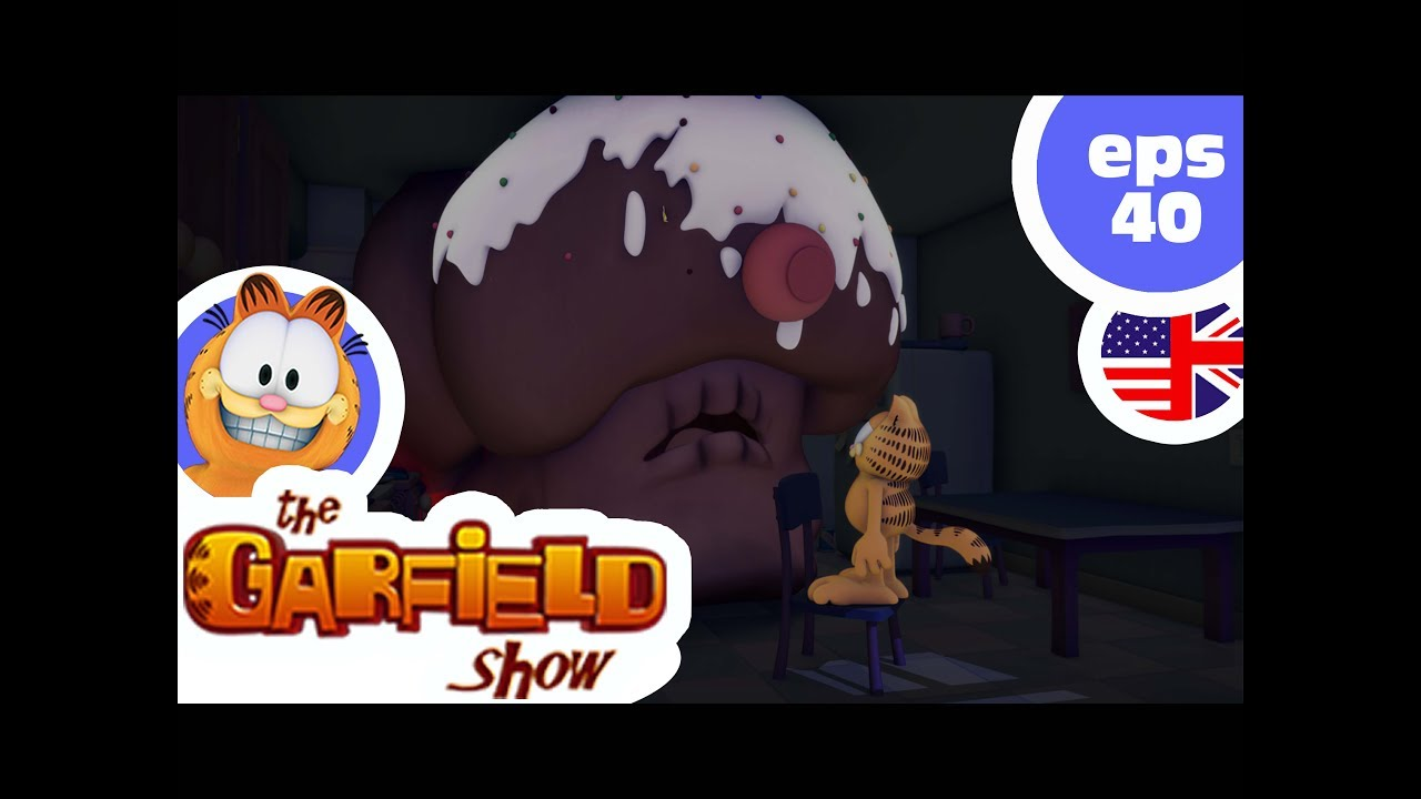 The Garfield Show Ep40 Up A Tree Youtube