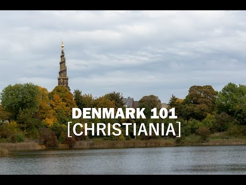 Denmark 101 - A Look at Christiania, Copenhagen's Freetown - Ep. 28
