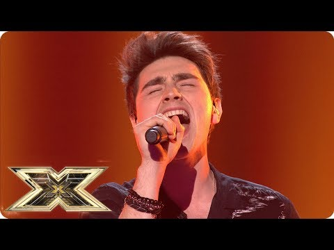 Brendan Murray sings High and Dry | Live Shows Week 2 | The X Factor UK 2018