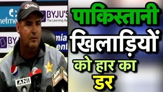 Pak Coach Micky Arthur Accepts There Is Fear Of Failure In Pakistani Dressing Room | Sports Tak