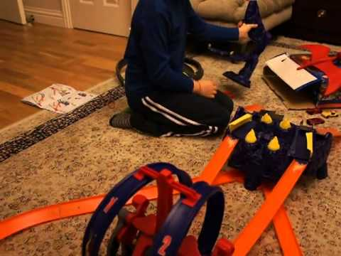 hot wheels terrordactyl track set instructions