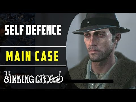 Case 7: Self Defense | Main Case | The Sinking City