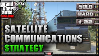 GTA 5 Online - Satellite Communications 1.17 - SOLO HARD - Mission Strategy Guide (GTA V)